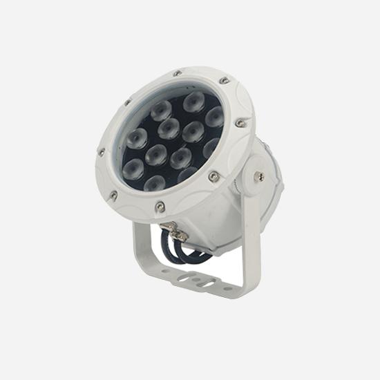 浅述城市亮化工程厂家的led投光灯调光功能