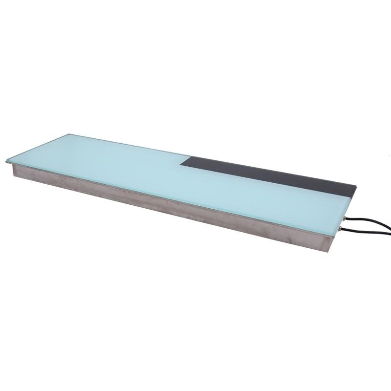 LED地砖灯可以很好的定制图案